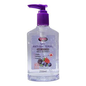 Gel Anti Bacterial Stay Beautiful Wild Berries 200 ml