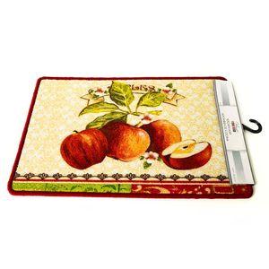 Alfombra De Cocina Home Elegance Manzanas