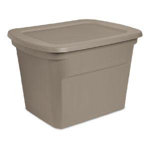 Caja De Almacenaje Sterilite 68 L (18 gl)