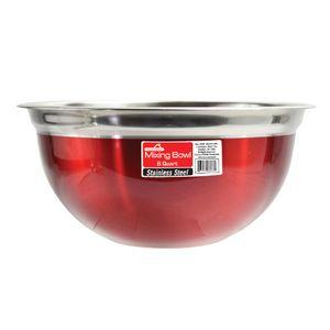 Bowl De Aluminio Euroware 8 L