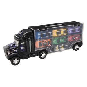 Camión Maletín Motor Extreme 6 carros