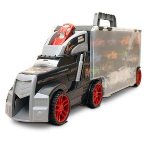 Camión de Fricción Motor Extreme 8 Carros