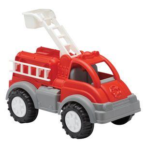 Camión De Bomberos Grande American Plastic