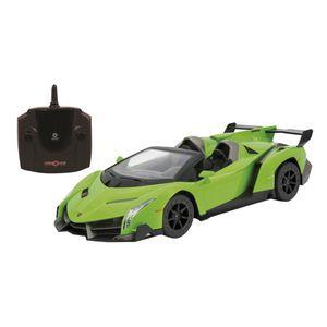 Carro a Control Remoto Lamborghini Veneno a Escala 1:12