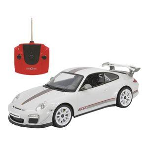 Carro a Control Remoto Porsche 911 4.0 Blanco a Escala 1:16