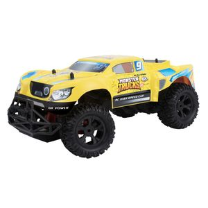 Carro Control Remoto Motor Extreme Monster Truck USB