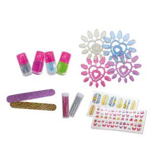 Diseño de Uñas Stylinglitz para Niñas