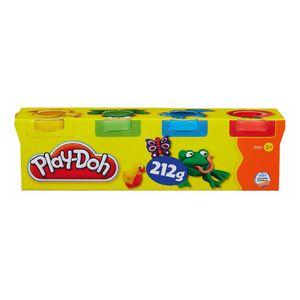 Masilla Play-Doh Set De Masilla 4 unidades