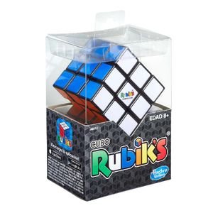 Rompecabezas Hasbro Cubo De Rubik 3x3