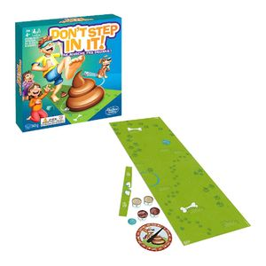 Juego Dont Step In It Hasbro Games
