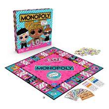 Juego De Mesa Monopolio L.O.L. SURPRISE! Hasbro