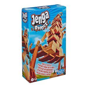 Juego De Mesa Jenga Bridge Hasbro