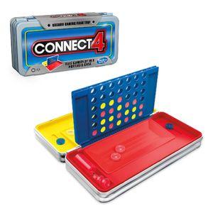 Juego De Mesa Connect 4 Portatil Hasbro