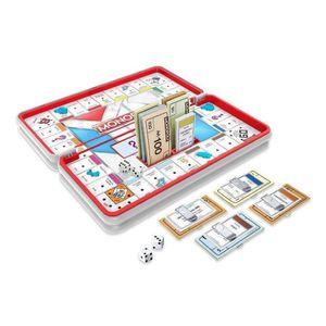 Juego De Mesa Monopolio portátil
