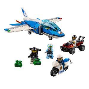 Bloques LEGO® Policia Aerea Arresto Ladrón