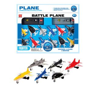 Aviones Battle Plane Con Lanzador