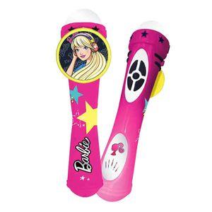 Micrófono Fashion Barbie Canta Conmigo