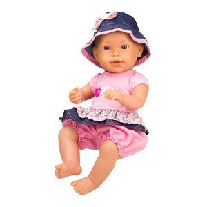 Muñeca New Bebé Denim