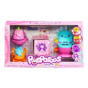 Familia Pooparoos Mattel Pack