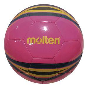 Balón de Fútbol Cosido #5 Rosado Molten