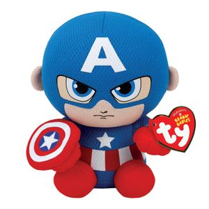 Peluche Ty Marvel Capitan America