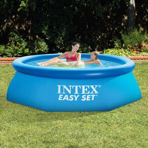Piscina Easy Set Intex Octogonal 10' x 30""