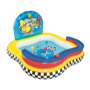 "Piscina Inflable Bestway Mickey Mouse 63"" x 63"" x 36"""