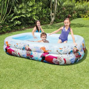 "Piscina Inflable Intex Frozen 103"" x 69"" x 22"""