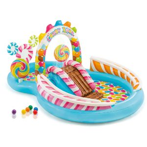 Piscina Intex Candy Zone 295 cm x 191 cm x 130 cm