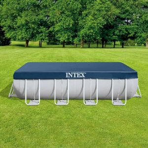 "Cobertor Para Piscina Intex Rectangular 157"" x 78"""