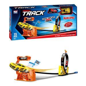 Pista 61 Power Track 15 Piezas Tengleader