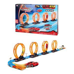 Pista 360 Racing Track Sport 31 Piezas Tengleader