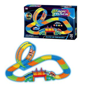 Pista Magic Track Sport 152 Piezas Tengleader