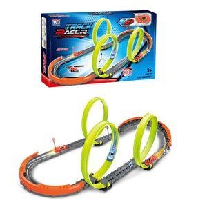 Pista 360 Spinway Track Racer 48 Piezas Tengleader