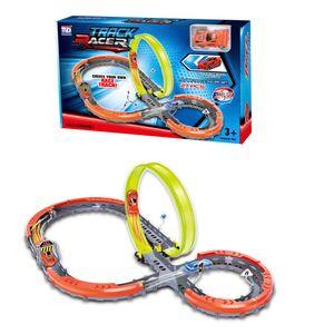 Pista 360 Spinway Track Racer 27 Piezas Tengleader