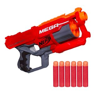 Pistola Nerf N-Strike Mega Cycloneshock
