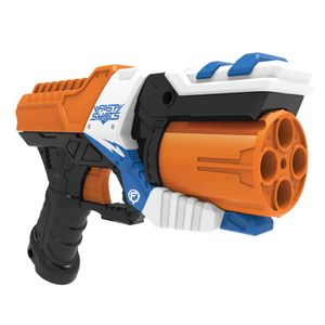 Pistola Ultimate Zeta Fast Shots 8 Dardos