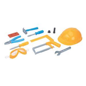 Set de Herramientas Building Time Tools 12 Piezas