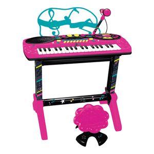 Piano Barbie Fashionista Con Base