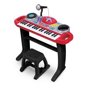 Teclado Musical Winfun Rock Star Kit