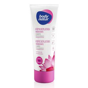 Crema Depilatoria Body Natur Piel Sensible 200 ml