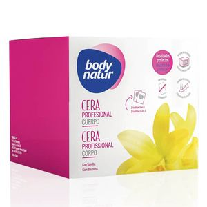 Crema Depilatoria Body Vainilla 250 g