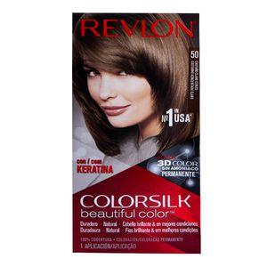 Tinte Revlon ColorSilk 50