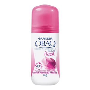 Desodorante Roll On Dama Obao Frescura Floral
