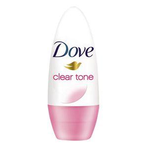 Desodorante Dove RollOn Clear Tone Para Dama 50 ml