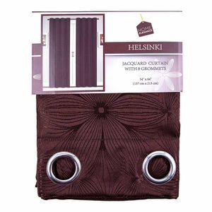 Cortina Home Elegance Color Chocolate