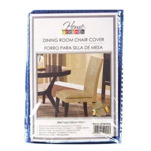 Forro Para Silla Azul Marino