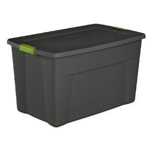 Caja De Almacenaje Sterilite 132 L (34gl)