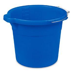 Cubo Sterilite De Plástico