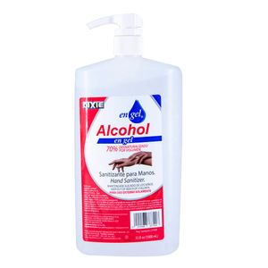 Gel Antibacterial Dixie Para Manos  1000 ml